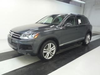 Used 2012 Volkswagen Touareg 3.0 TDI Execline.NAVIGATION.PANO ROOF for sale in Etobicoke, ON