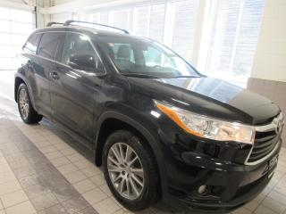 Used 2014 Toyota Highlander XLE for sale in Toronto, ON