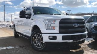 Used 2017 Ford F-150 LARIAT 3.5L ECO HEATED SEATS/STEERING WHEEL for sale in Midland, ON