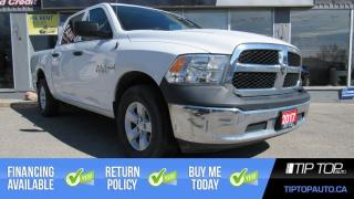 Used 2017 RAM 1500 ST ** Great for Towing, Clean CarFax, Well Equippe for sale in Bowmanville, ON