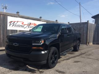 Used 2017 Chevrolet Silverado 1500 LS for sale in Stittsville, ON