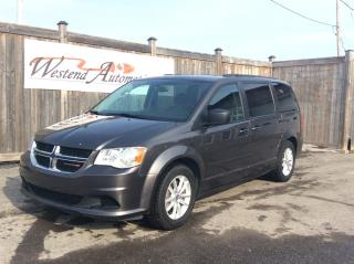 Used 2016 Dodge Grand Caravan SXT for sale in Stittsville, ON