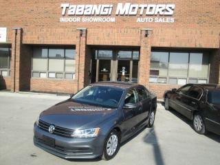 Used 2015 Volkswagen Jetta Sedan MANUAL | NO ACCIDENTS | BIG SCREEN | REAR  CAM | HTD SEATS for sale in Mississauga, ON