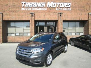Used 2015 Ford Edge SE | REAR CAM | LOW KM | 2.0L ECOBOOST | B/T for sale in Mississauga, ON