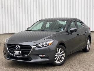 Used 2017 Mazda MAZDA3 SE|NAVI|BACK UP CAM|ACCIDENT FREE|FINANCING AVAILABLE for sale in Mississauga, ON