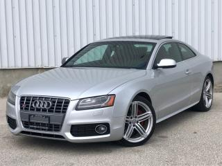 Used 2012 Audi S5 NAVI RED Interior|Accident Free|Financing Available for sale in Mississauga, ON
