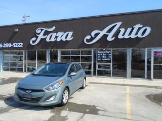 Used 2013 Hyundai Elantra GT AUTO GT HB for sale in Scarborough, ON