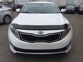 Used 2012 Kia Optima 4dr Sdn Auto Hybrid for sale in Hamilton, ON