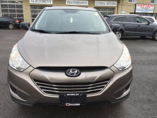 Used 2011 Hyundai Tucson FWD 4DR I4 for sale in Hamilton, ON