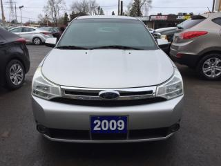 Used 2009 Ford Focus 4dr Sdn SES for sale in Hamilton, ON