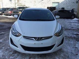 Used 2014 Hyundai Elantra 4DR SDN for sale in Hamilton, ON
