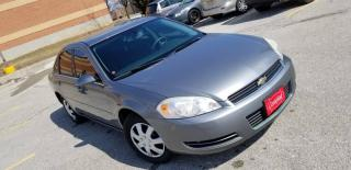 Used 2006 Chevrolet Impala 4DR SDN LS for sale in Mississauga, ON