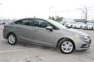 Used 2018 Chevrolet Cruze LT for sale in Carleton Place, ON