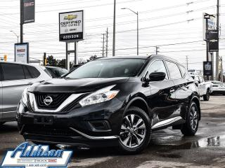 Used 2017 Nissan Murano S for sale in Mississauga, ON