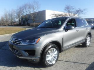 Used 2015 Volkswagen Touareg TDI Sport Diesel Technology Package for sale in Burnaby, BC