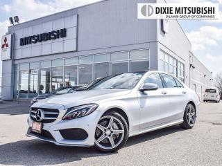 Used 2015 Mercedes-Benz C 300 AMG | PREMIUM | HEADS-UP | PARK ASSIST for sale in Mississauga, ON