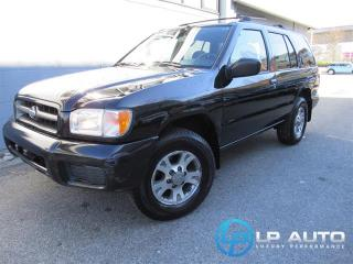 Used 2001 Nissan Pathfinder SE for sale in Richmond, BC