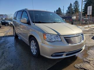 Used 2013 Chrysler Town & Country TOURING-STOW N GO-LOW Monthly PAYMENTS!! for sale in Edmonton, AB