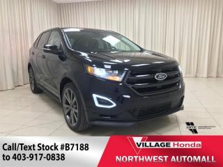 Used 2018 Ford Edge Sport - Nav/Sunroof for sale in Calgary, AB