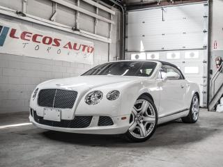 Used 2014 Bentley Continental SPEED for sale in North York, ON