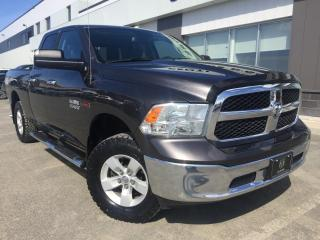 Used 2016 RAM 1500 SLT QUAD CAB  '' ECODIESEL'' for sale in Ste-Marie, QC