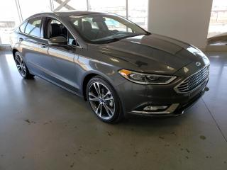 Used 2018 Ford Fusion Titanium TI for sale in Montréal, QC