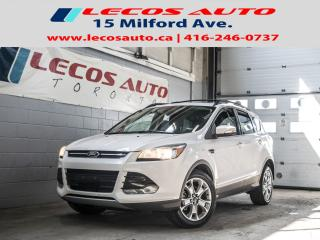 Used 2013 Ford Escape SEL for sale in North York, ON