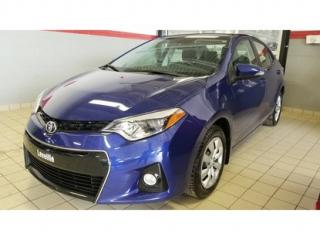 Used 2014 Toyota Corolla S for sale in Terrebonne, QC