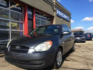 Used 2008 Hyundai Accent L for sale in Kitchener, ON