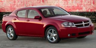 Used 2010 Dodge Avenger SE for sale in Thornhill, ON