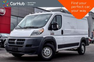 Used 2016 RAM Cargo Van ProMaster BASE for sale in Thornhill, ON