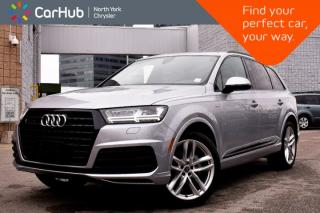 Used 2018 Audi Q7 3.0 TFSI quattro Technik|Bose_Sound|Pano_Sunroof|Navigation|Keyless_Go for sale in Thornhill, ON