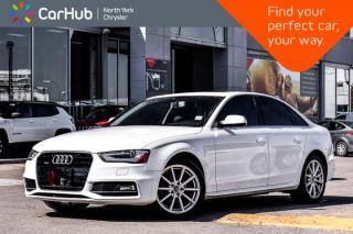 Used 2015 Audi A4 Progressiv plus Heat.Frnt.Seats Sunroof Keyless_Go Backup_Cam 18