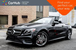 Used 2018 Mercedes-Benz E-Class E400 AMGStyling|AmbientLight|Nav|Traff.Sign.Recog for sale in Thornhill, ON
