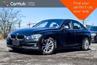 Used 2016 BMW 3 Series 320i xDrive Backup Cam Bluetooth Heated Front Seats Pwr Windows Pwr Locks Keyless 17
