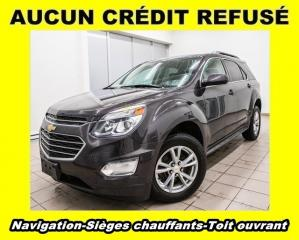 Used 2016 Chevrolet Equinox Lt Awd T.ouvrant for sale in St-Jérôme, QC