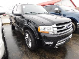 Used 2017 Ford Expedition Max Platinum for sale in Listowel, ON