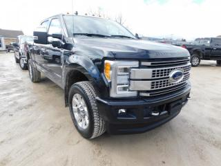 Used 2019 Ford F-250 Super Duty SRW PLATNUIM SUNROOF for sale in Listowel, ON
