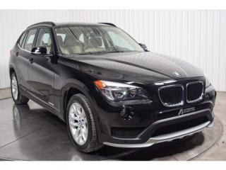 Used 2015 BMW X1 XDrive CUIR TOIT PANO for sale in L'ile-perrot, QC