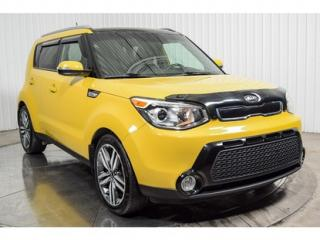 Used 2015 Kia Soul Sx Cuir Toit Nav for sale in L'ile-perrot, QC