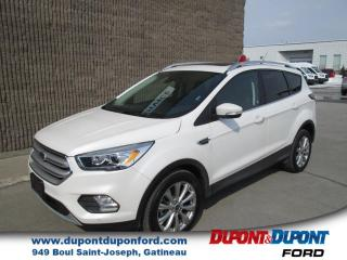 Used 2018 Ford Escape Titanium 4rm for sale in Gatineau, QC