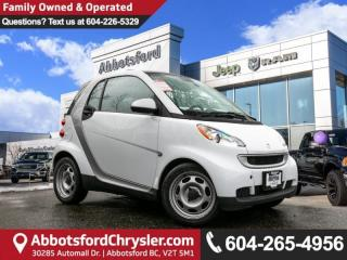 Used 2012 Smart fortwo Pure - Locally Driven - Accident Free for sale in Abbotsford, BC