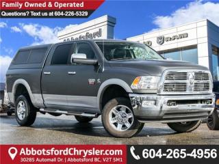 Used 2012 RAM 3500 Laramie *LOCALLY DRIVEN* for sale in Abbotsford, BC