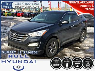 Used 2013 Hyundai Santa Fe Sport 2.4 Luxury Awd Toit for sale in Gatineau, QC