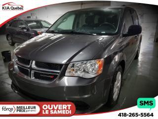 Used 2016 Dodge Grand Caravan SXT BLUETOOTH for sale in Québec, QC