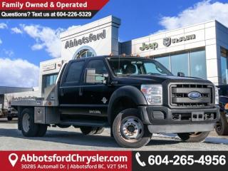 Used 2011 Ford F-550 Chassis - Locally Driven - Accident Free for sale in Abbotsford, BC