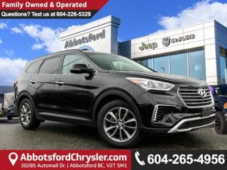 Used 2018 Hyundai Santa Fe XL Ultimate *ACCIDENT FREE* *LOCALLY DRIVEN* for sale in Abbotsford, BC