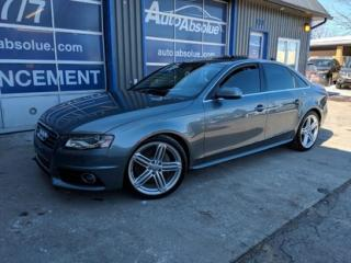 Used 2012 Audi A4 2,0t Premium + S for sale in Boisbriand, QC