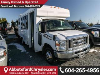 Used 2008 Ford E450 Cutaway As Is for sale in Abbotsford, BC