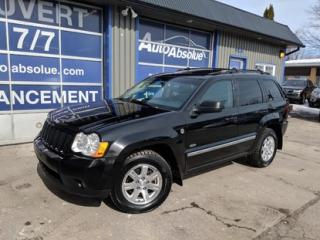Used 2008 Jeep Grand Cherokee Laredo + Diesel 3.0 for sale in Boisbriand, QC